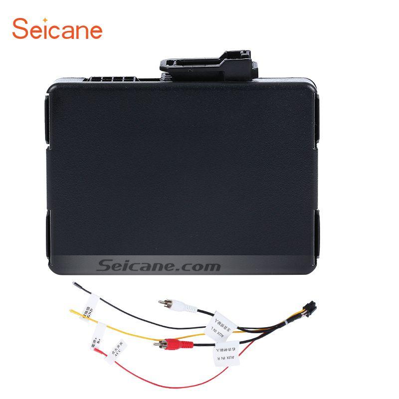 Car Optical Fiber Decoder Most Box Interface Bose for 2005-2012 Mercedes Benz GL Class X164 GL300 GL320 GL350 Harmon Kardon