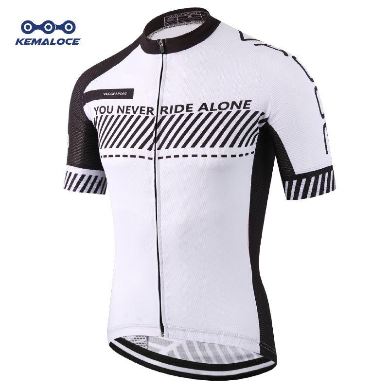 Vente en gros 2019 3xl route Uv cyclisme Jersey hommes séchage rapide vélo chine Cycles Top vtt sec course blanc Fit blanc vélo chemises