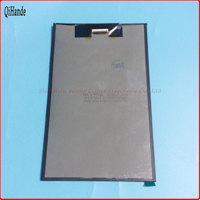 8'' inch LCD screen 100% New display for AL1138E Tablet PC LCD screen SL008PC24D1166-A00 SL008PC21D1138-A00 LCDs Panel