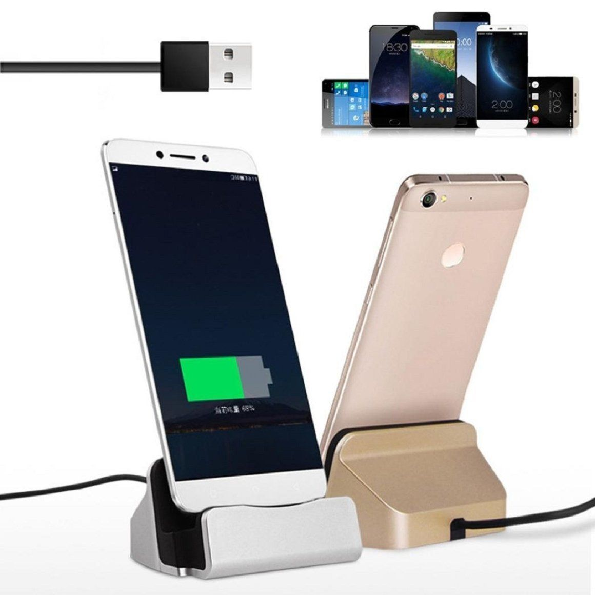 Best Selling USB 3.1 Type C Dock Station For LeEco Le 1s X500 X600 Le 2 LeEco Le Max 2 X620 X910 Charger Dock Station Stand Base