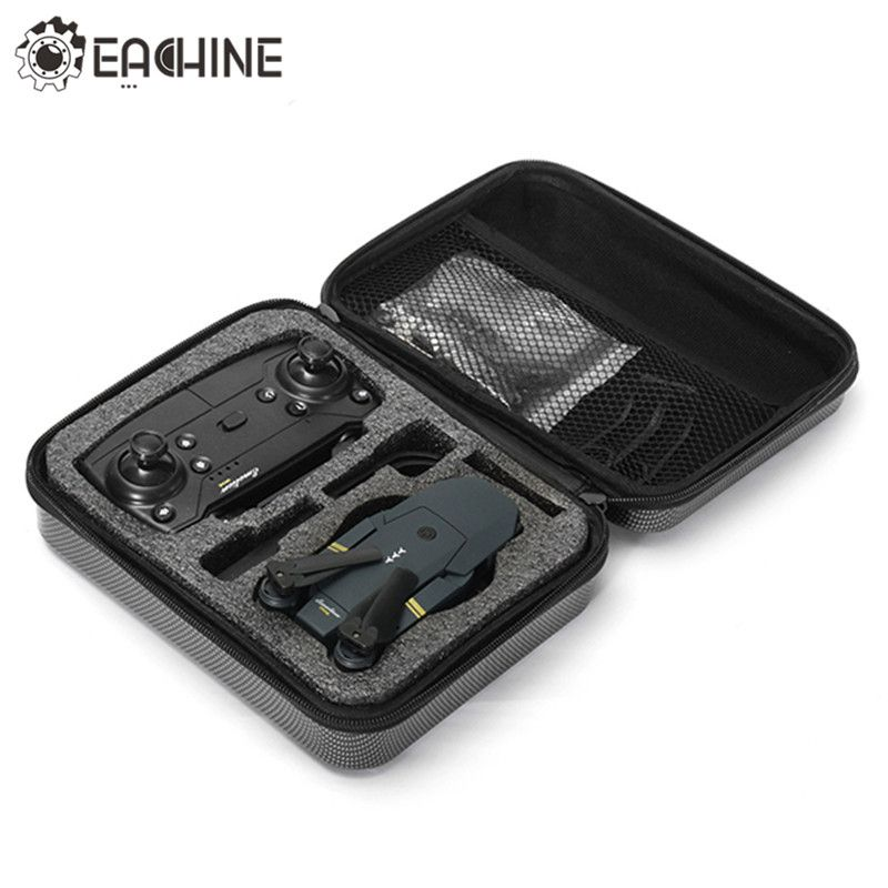 Eachine E58 RC Drone Quadcopter Spare Parts Hard Shell Waterproof Carrying Case Storage Box Handbag for FPV Racing Drones