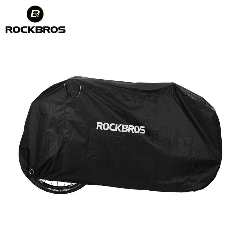 ROCKBROS Bike Dust Cover Rain Snow Sunshine Protective Motorcycle MTB Protect Gear Waterproof UV Protection Bicycle Accessories