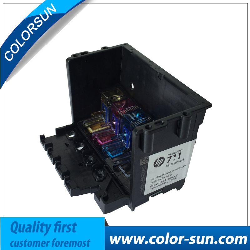 Hohe Qualität Ursprüngliche Refurbished für hp 711 HP711 Druckkopf Kompatibel Für HP designjet T120 T520 Druckkopf