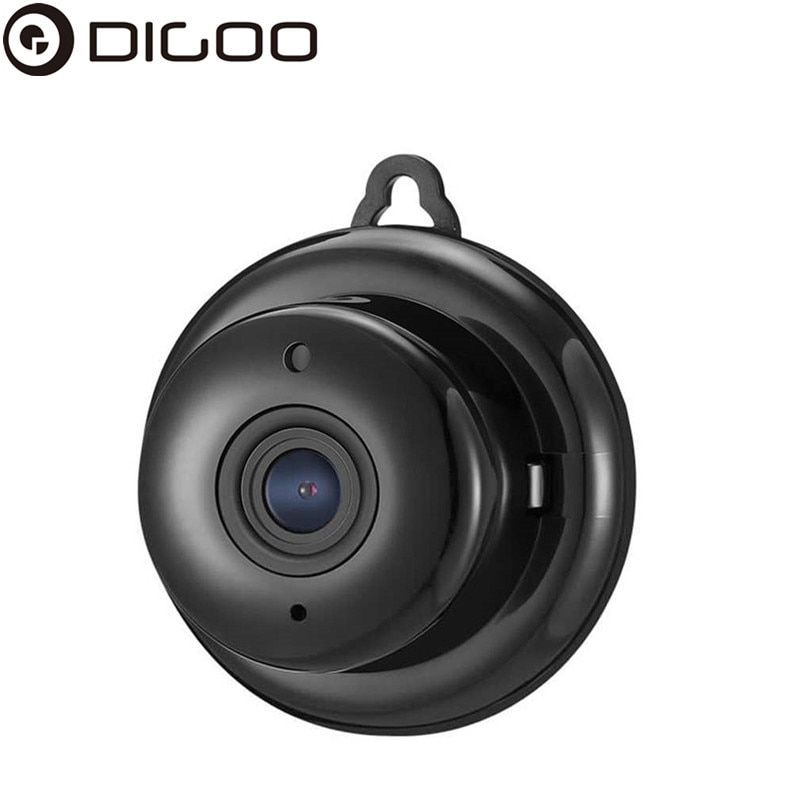 DIGOO DG-MYQ 2.1mm Lens <font><b>720P</b></font> Wireless Mini WIFI Night Vision Smart Home Security IP Camera Onvif Monitor Baby Monitor