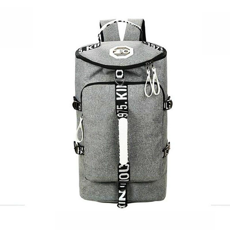 Multifunktions Leinwand Gym Sport Bag Großraum-männer Crossbody Tasche Neuen Stil Wasserdichte Travle Tasche Sporting Handtaschen Frauen tasche