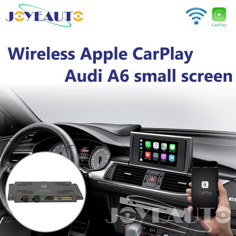 Joyeauto WiFi Drahtlose Apple CarPlay Carplay A6 C7 MMI RMC Kleine 6,5
