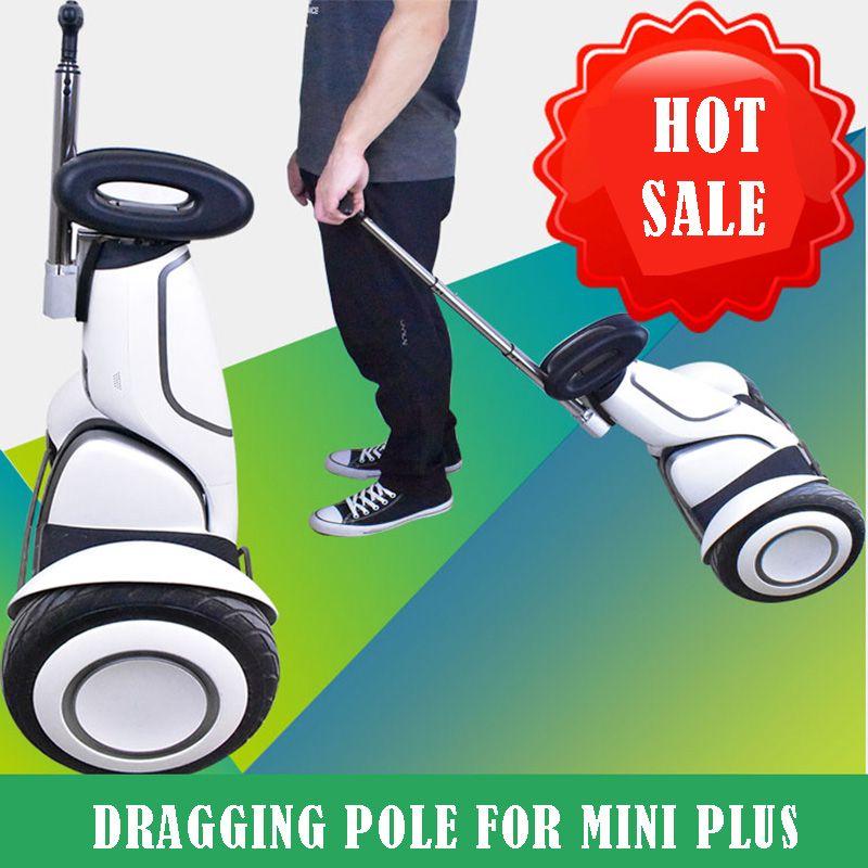 draging pole for Ninebot Nine Xiaomi Mini plus hoverboard Xiaomi mini plus pole