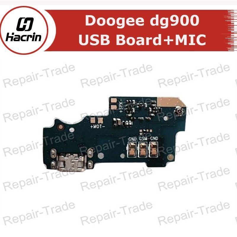 Hacrin Pour Doogee dg900 usb conseil de Haute Qualité Prise de Charge conseil Avec MIC Microphone Pour Doogee Turbo2 DG900 Blackview Flèche V9