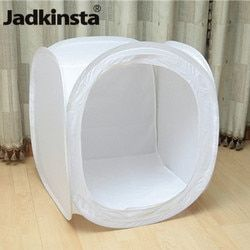 Jadkinsta Photo Studio Box 40cm Shooting Light Tent for Jewelry Toys include Carry Bag and 4 Backdrops sale Photography Softbox