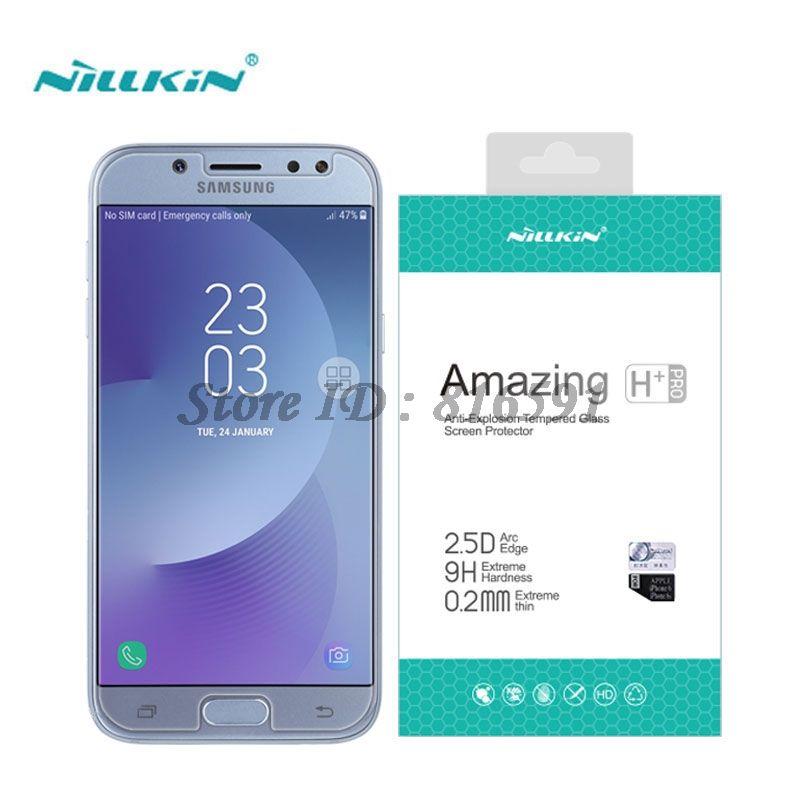 Screen Protector for Samsung Galaxy J5 2017 J530F Nillkin H+Pro For Samsung J5 2017 Tempered Glass sfor Samsung J5 2017 Glass