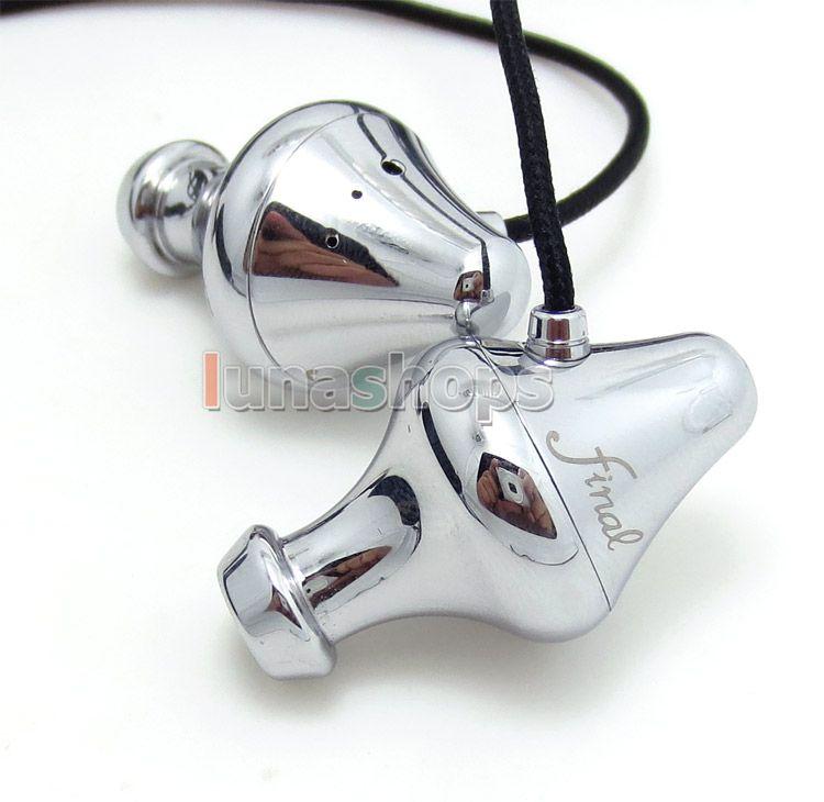 New Free Shipping TOP Final Audio Design PIANO FORTE VIII In ear Hifi Earphone Headset LN004262*