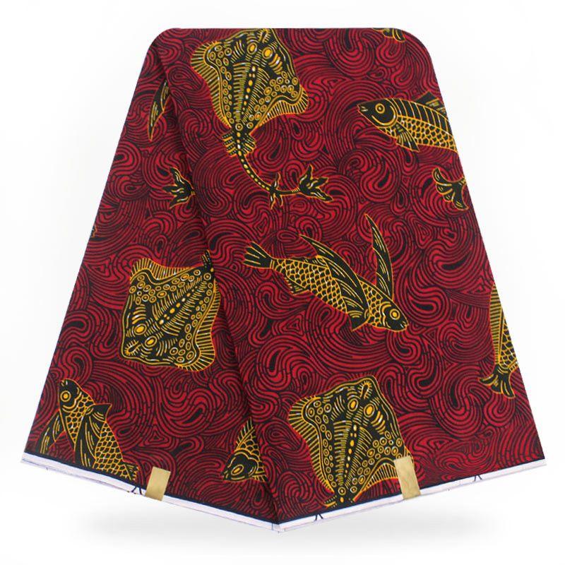 wholesale price ,Guaranteed veritable dutch real super wax hollandais wax ,african printed fabric ! L50401