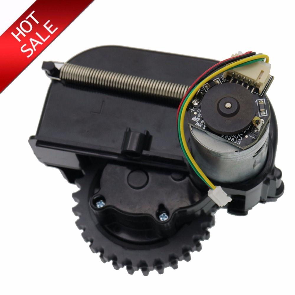 Pièces d'origine pour robot aspirateur à roue gauche accessoires pour ilife V3 + V5 V3 X5 V5s robot aspirateur roues moteurs