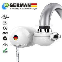 Conçu par Allemagne 7 Stade l'eau Du Robinet Nettoyer le Filtre Purificateur potable Fit Pour La Maison Cuisine FM990. robinet filtre à eau système