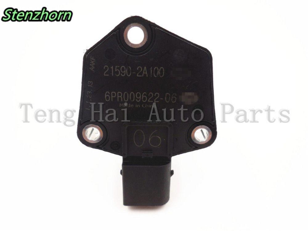 Stenzhorn engine oil level Sensor Fits for Hyundai i40 i30 Santa OEM 21590-2A100,215902A100,6PR009622-06