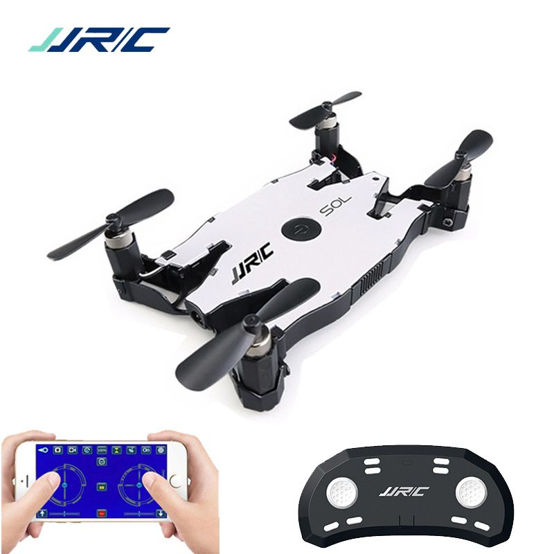 Selfie Drone JJRC H49 H49WH RC Mini Drone with 720P HD Wifi FPV Camera <font><b>Helicopter</b></font> RC Drone One Key Return Altitude Hold VS H37