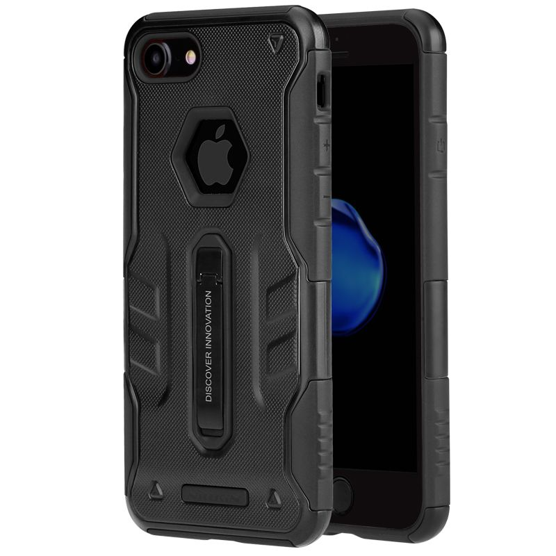 For iphone 7 case cover luxury Nillkin Defender 4Gen Tough Slim Cover For iphone 7 case silicone housing Phone Bag 4.7 inch