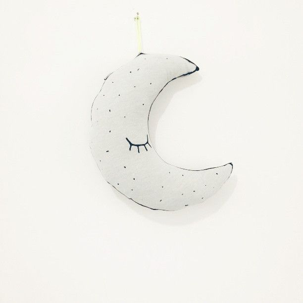Bébé Oreillers Lune Étoiles Ampoule Coussins Lueur Dans L'obscurité Enfants Room Decor Mur de Coup Coton Jouets Éducatifs Vente Chaude Gris en Stock