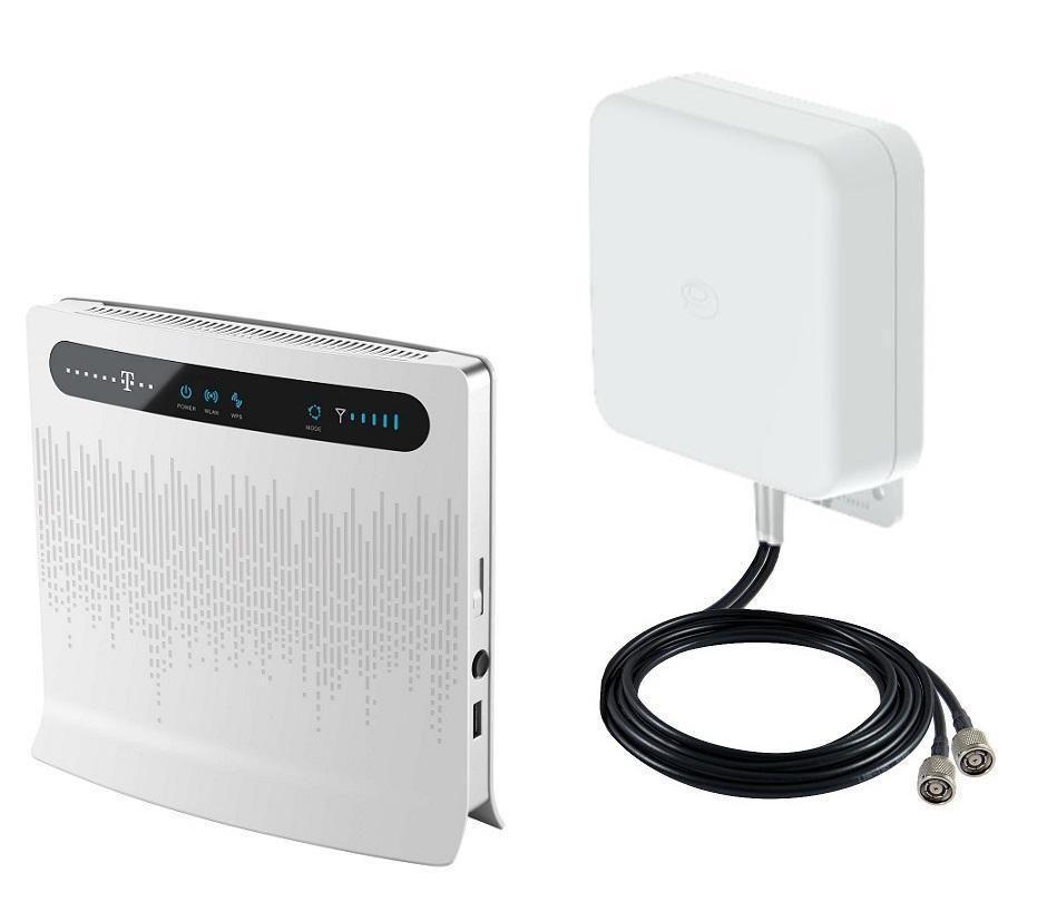 Entriegelte Huawei B593 B593u-12 FDD 4G LTE WiFi Router mit sim-karten-slot + 3G 4G LTE externe omni Antenne