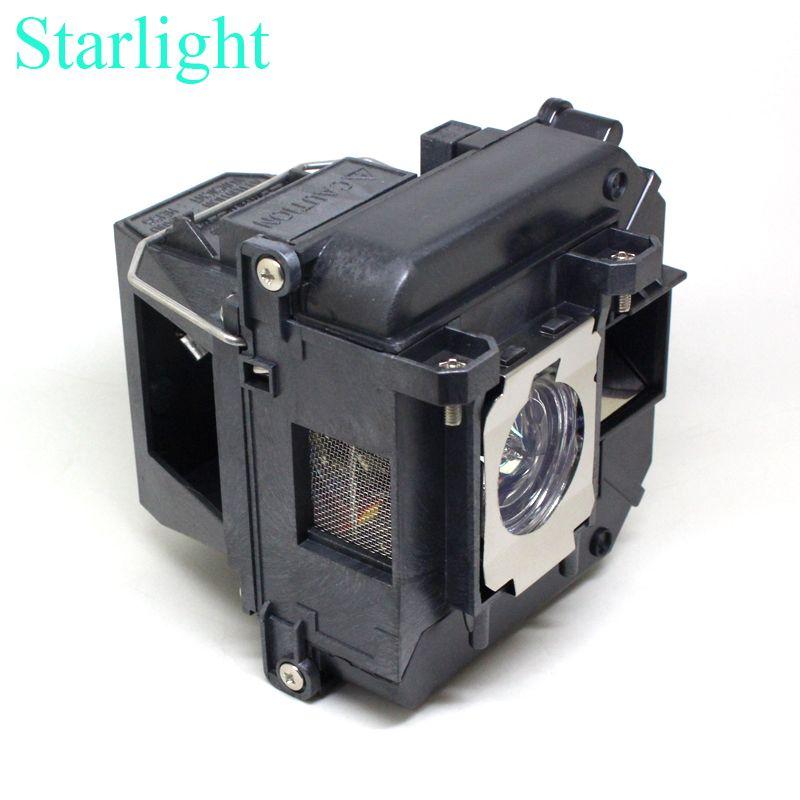 Проектор лампа накаливания V13H010L68 ELPLP68 для EH-TW5900 EH-TW6000 eh-tw6000w eh-tw5910 eh-tw6100 tw100w