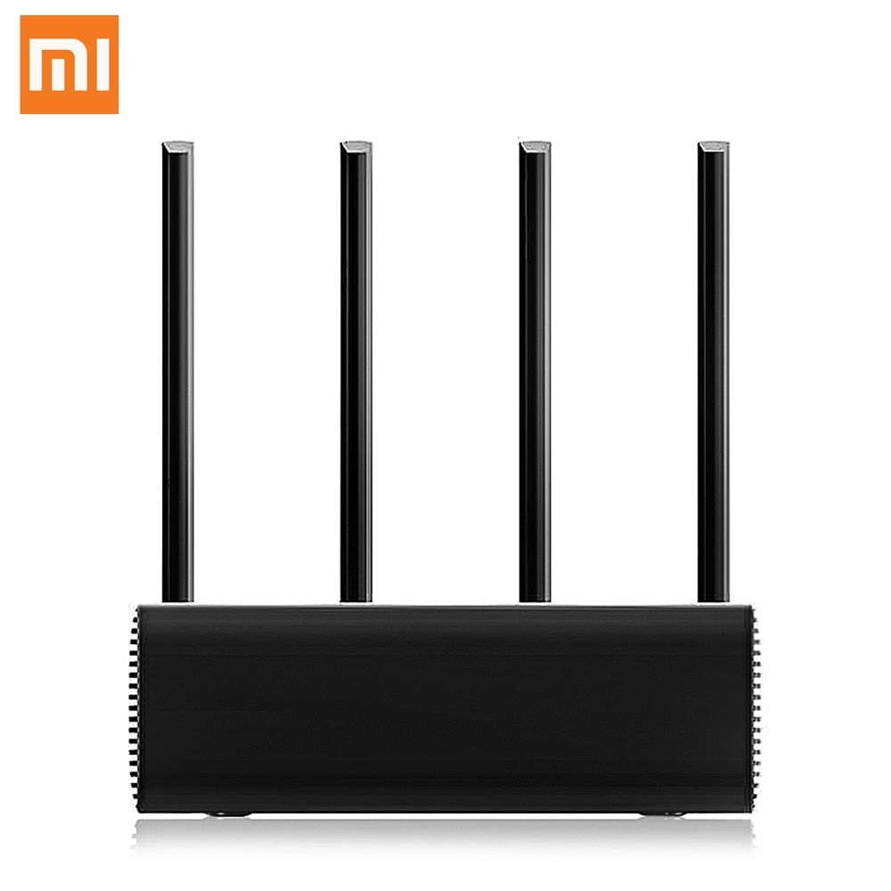 Original Xiaomi 2600Mbps 1TB Smart Wireless Router HD 4 Antenna Dual-band 2.4GHz + 5.0GHz WiFi Network Device