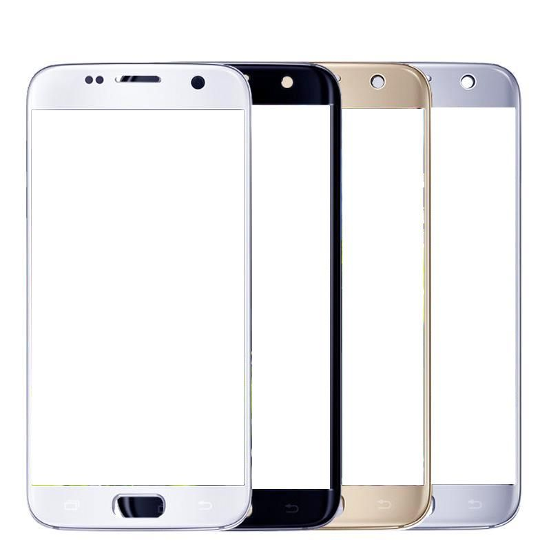 Screen For Samsung Galaxy S7 Edge G935 G935F G935A G935FD G935P Outer Glass Top/Front Lens Front Screen Cover (Without digitizer