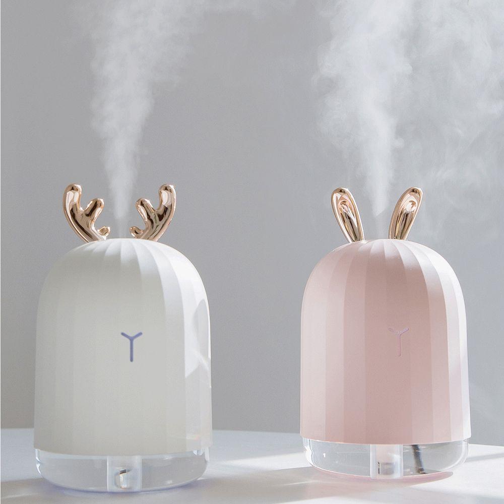 Qualité supérieure 220 ML Ultrasons Humidificateur D'air huile essentielle parfum Diffuseur pour La Maison De Voiture USB Brumisateur brumisateur avec led Lampe de Nuit