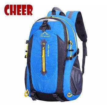 Backpack High capacity Casual travel bag fashion student school bags nylon Waterproof Mountaineering bags backpacks Laptop bag