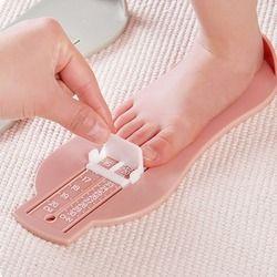 Enfants Infantile Pied Mesure Gauge Chaussures Taille De Mesure Règle Outil Enfant En Bas Âge Infantile Chaussures Raccords Jauge Bébé Enfants Pied Règle