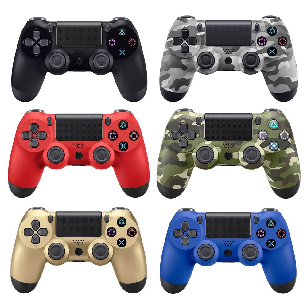 For PS4 Game Controller New Wired Gamepad Controller <font><b>Joystick</b></font> Gamepads with 2m Cable For PlayStation 4