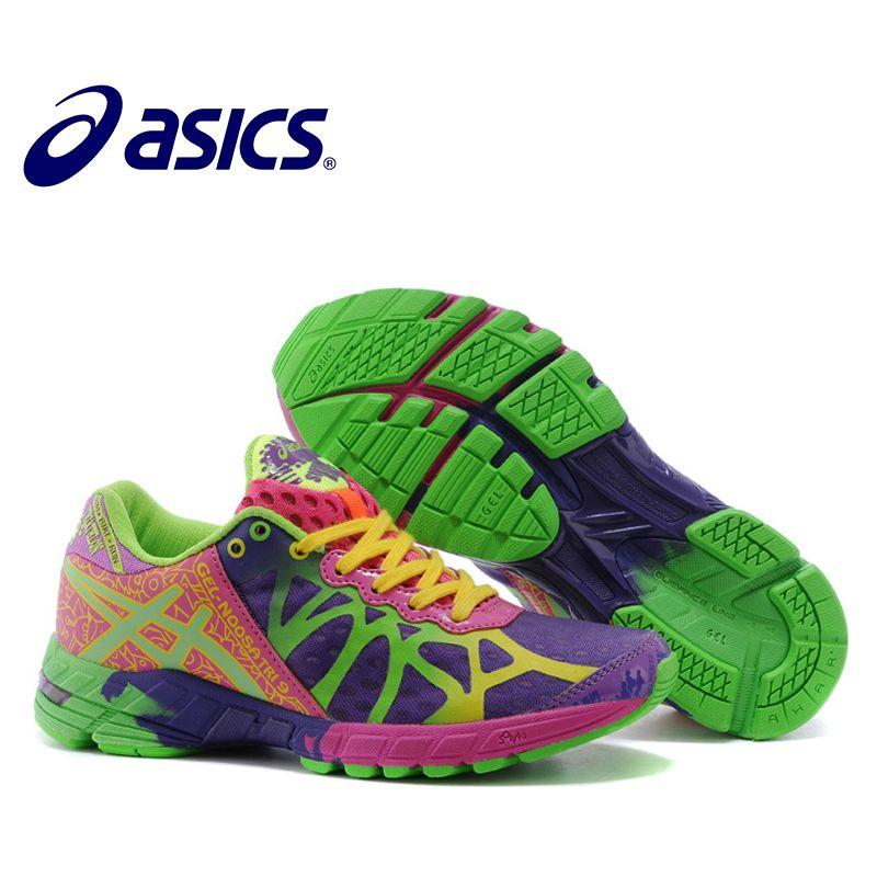 Original Asics Gel-Noosa TRI9 Turnschuhe frau Schuhe Atmungsaktive Laufschuhe Für Frauen Im Freien Tennis Asics Socke Sneaker frauen