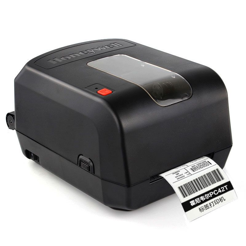 Honeywell barcode printer PC42T Desktop Direct Thermal/Thermal Transfer Label Printer, 4/s Print Speed, 203 dpi Print Resolutio