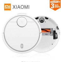 Xiaomi Partes de aspirador para el hogar mi robot barredora polvo esterilizar inteligente planeado Mobile App Control remoto