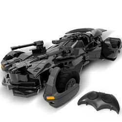 1:18 Batman vs Superman Justice League electric Batman RC car childrens toy model Gift simulation display Batmobile