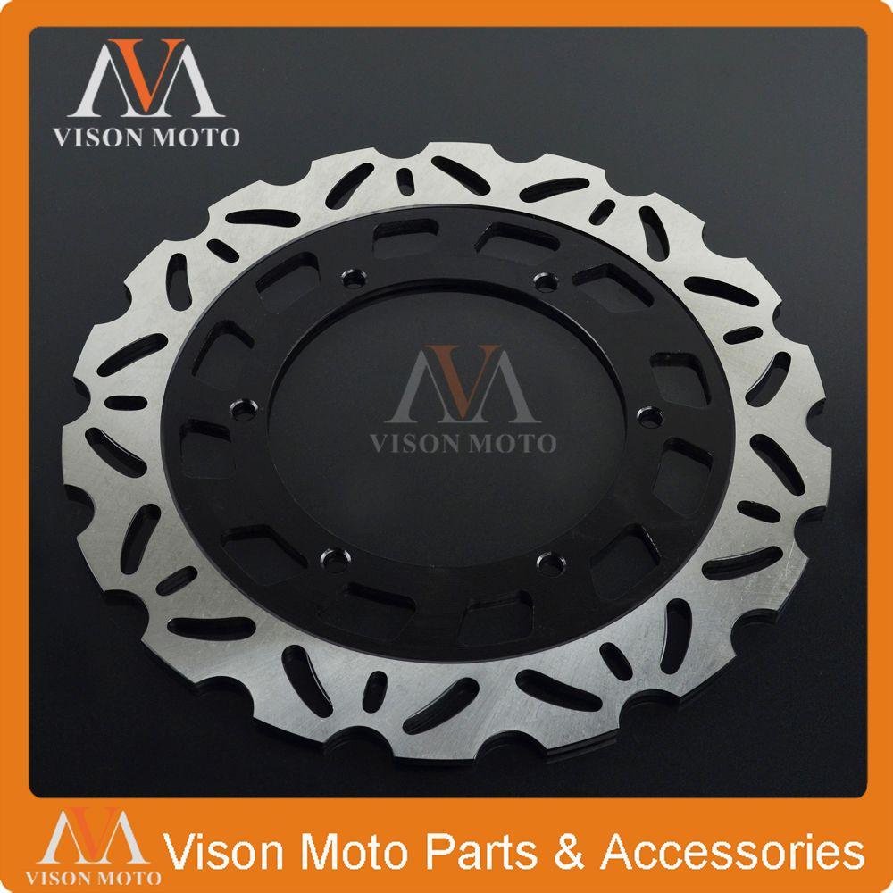 Front Brake Disc Rotor For YAMAHA TDR125 XV125 XV 125 S SRV250 SRV 250 S XV250 XV 250 XVS250 XP500 T XT600 E XTZ660 XV750