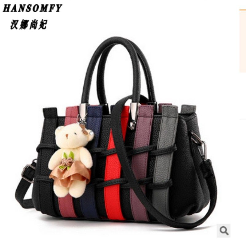 100% Genuine leather Women handbags 2018 New female Korean fashion handbag Crossbody shaped sweet Messenger Shoulder bag