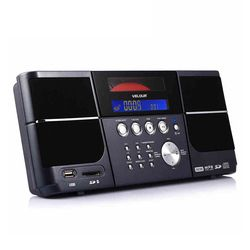 CD Player Home USB CD Disc Playback Machine Learning Walkman Wall Remote Fetal Education Lecteur Portable Wall Mounted CD Player