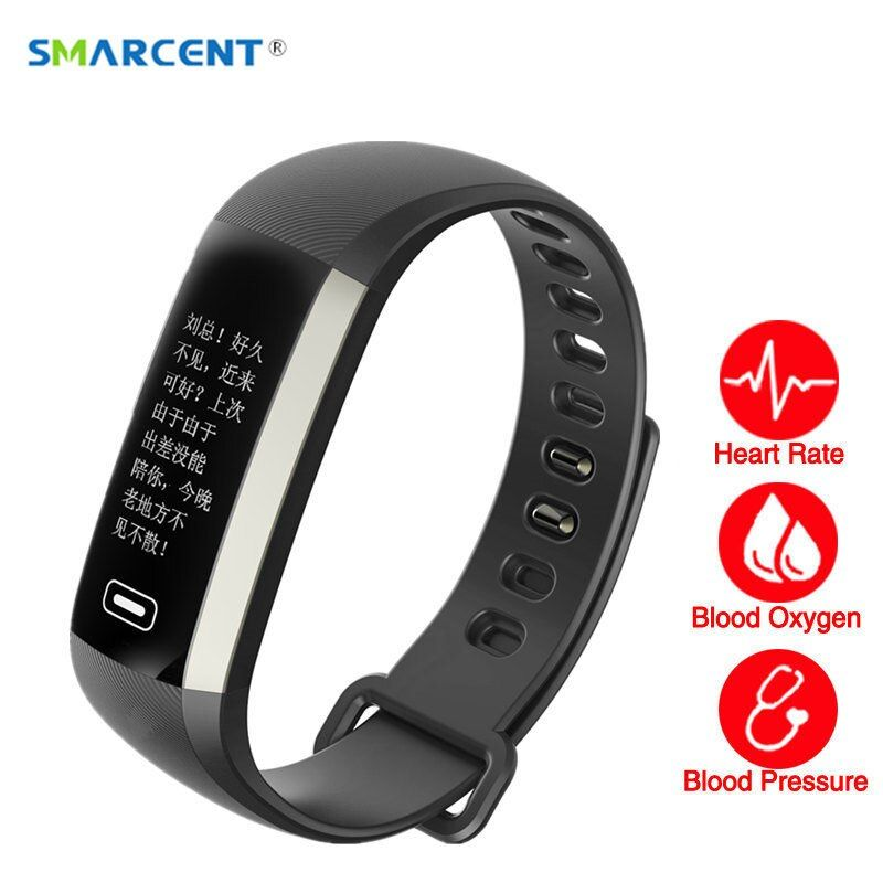 M2-PRO M2 Pro R5MAX Smart Fitness Bracelet band Watch 50 word Information display blood pressure heart rate monitor Blood oxygen