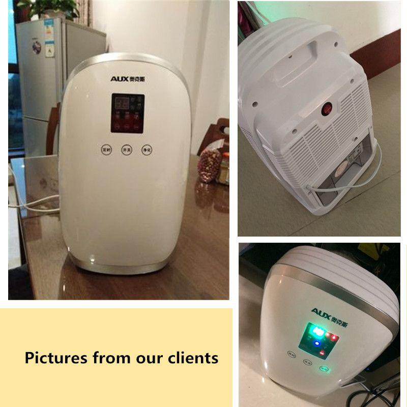Luftentfeuchter 110 W Led-anzeige Luftreiniger Feuchtigkeit Absorption Luft Trockner Für Office Home Badezimmer Schlafzimmer Garage Keller