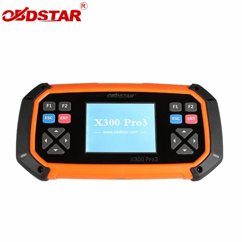 OBDSTAR X300 PRO3 Schlüssel Master Standardkonfiguration Mit Wegfahrsperre Kilometerzähler EEPROM OBD X300 PRO3 Selbstschlüsselprogrammierer