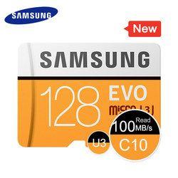 МОЛЛ SAMSUNG Карта Micro SD EVO 128 ГБ 64 ГБ 32 ГБ 16 ГБ 8 ГБ