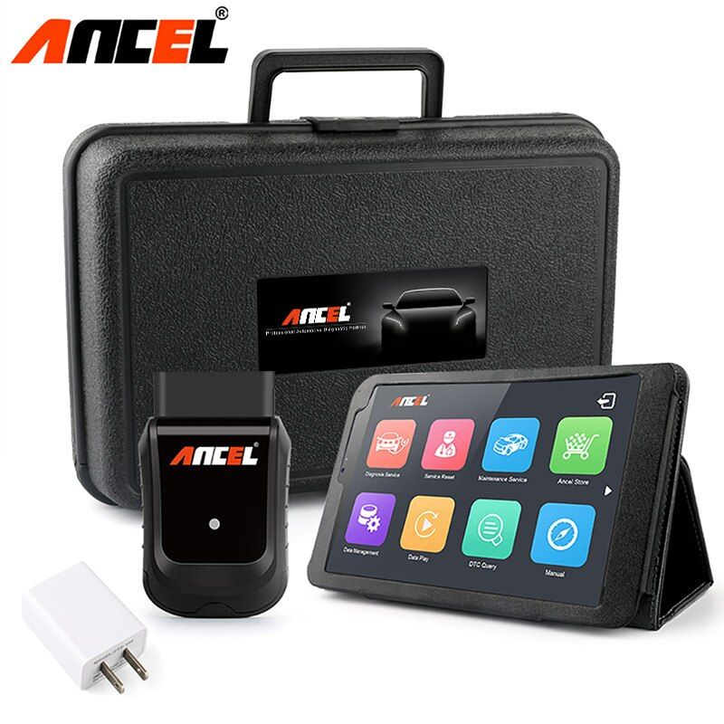 ANCEL X5 OBD2 Automotive Scanner ABS SRS DPF EPB Reset Diagnostic Tool Professional OBD Wifi Wireless Car Diagnostic Scan Tool