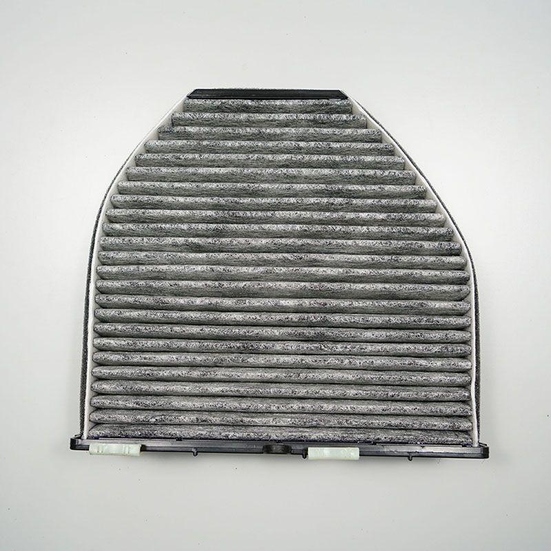 Innenraumfilter für BENZ: W/C/S204-C klasse, WC/S212-E-class, A/C207-E klasse, X204-GLK300/GLK350 W204 C204 2128300218 # RT161C
