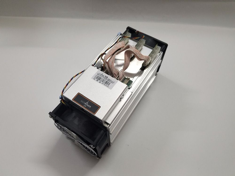 Without PSU AntMiner V9 4T 4TH/S Bitcoin Miner Asic Miner BTC BCH Miner Economic Than S9 Ebit E9 Whatsminer M3