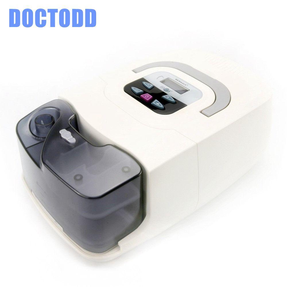 Doctodd GI CPAP Hause Medizinische CPAP Maschine für Schlafapnoe OSAHS OSAS Schnarchen Benutzer Mit Maske Kopfbedeckungen Rohr Tasche SD karte Innen