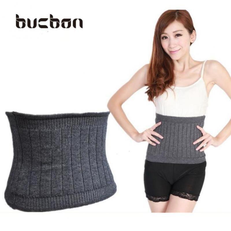 Femmes cachemire Fitness taille ceinture plus chaude laine taille soutien ceinture unisexe élastique protecteur soutien lombaire pour taille HBK036