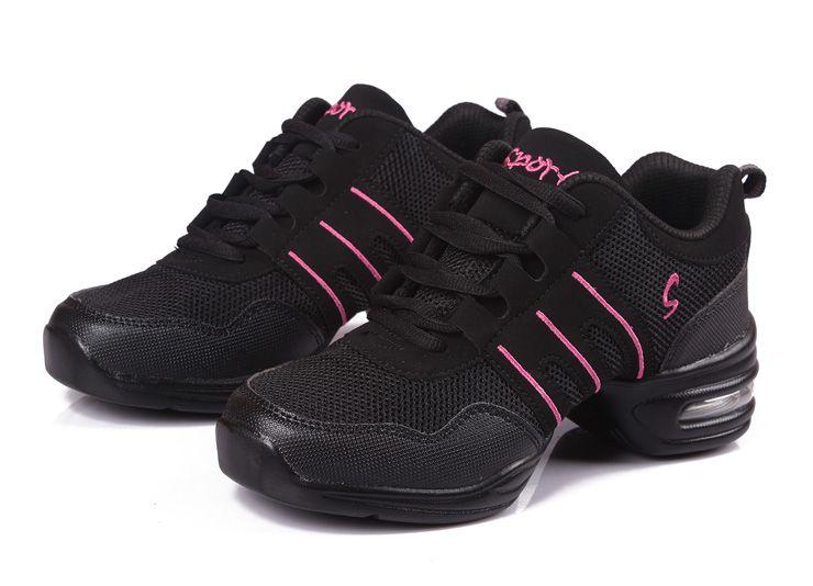 Новая мягкая подошва дыхание Обувь для танцев Для женщин спортивные Особенности танец Спортивная обувь джаз хип-хоп Обувь женщина Танцы об...