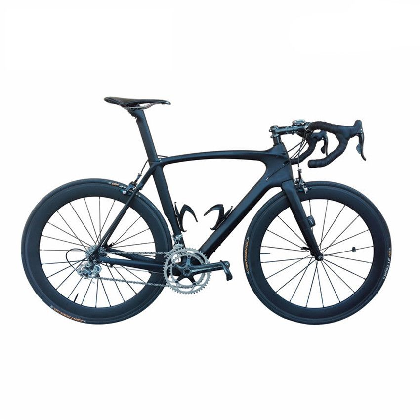 SmileTeam 700C Carbon Fiber Road Bike Complete Bicycle Carbon Cycling BICICLETTA Road Bike Ultegra R8000 22 Speed Bicicleta