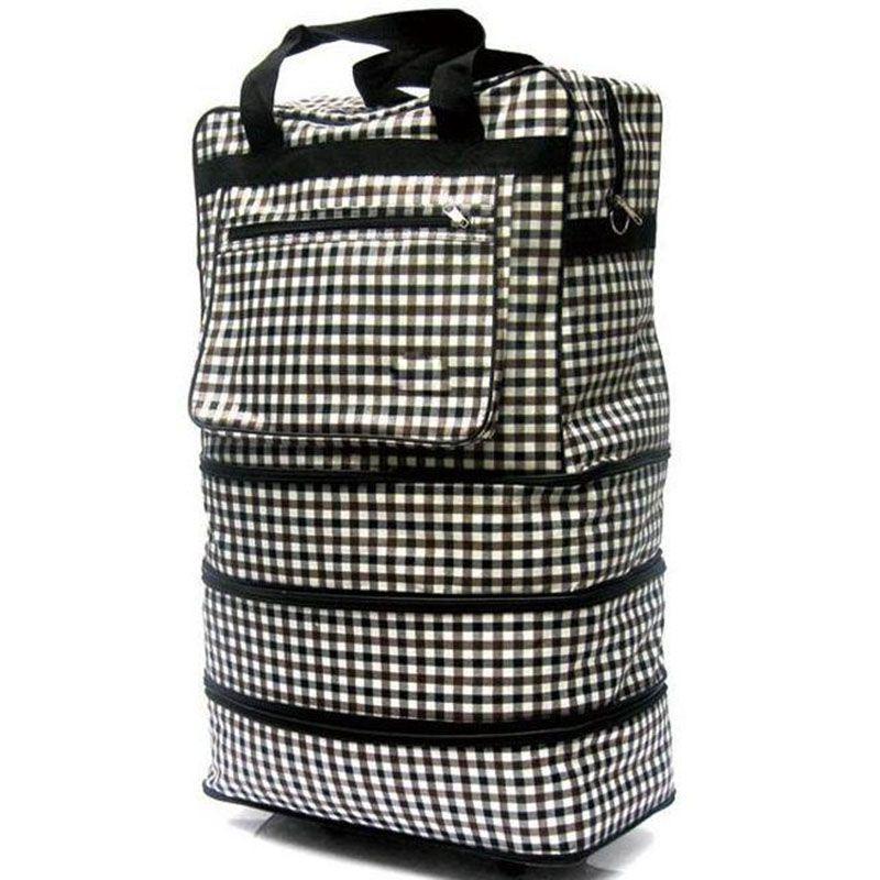 Femmes bagages voyage sacs hommes chariot Air transporteur étudiant à l'étranger bagages grande capacité valise avion voyage sacs étanche