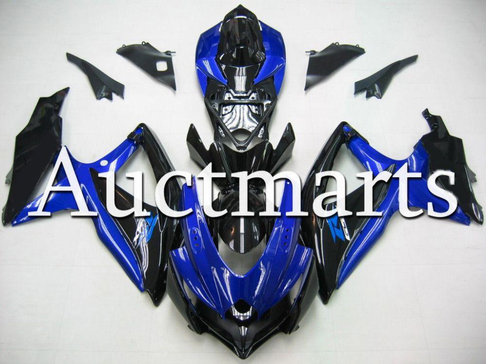 Fit for Suzuki GSX-R 750 2008 2009 2010 ABS Plastic motorcycle Fairing Kit Bodywork GSXR750 08 09 10 GSXR 750 GSX R750 CB23